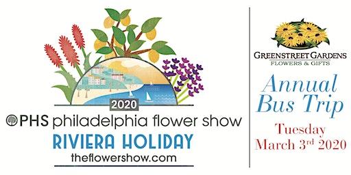 Greenstreet Gardens Alexandria 2020 Philadelphia Flower Show Bus Trip