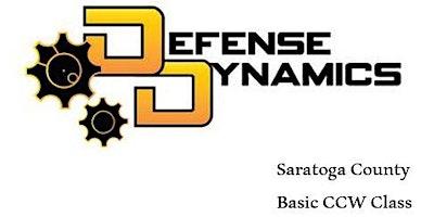 Saratoga County  Basic February Pistol Course