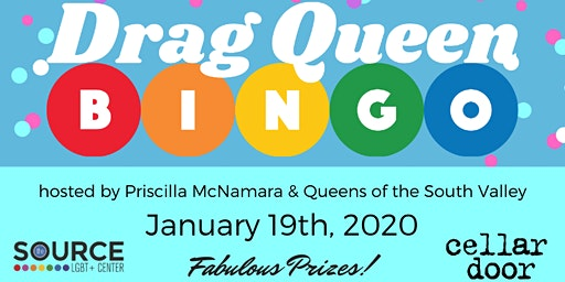 Drag Queen Bingo Winter Wonderland Edition