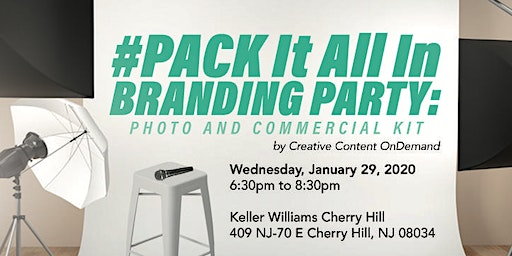#PACK It All In Branding Party
