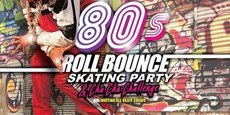 Roll Bounce Skating Party tickets