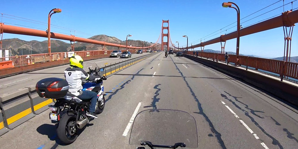 San Francisco Motorcycle >> 1 Day California Motorcycle Tour San Francisco