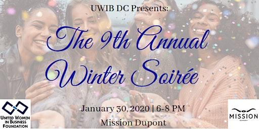 UWIB DC Presents: The 9th Annual Winter Soirée & Silent Auction