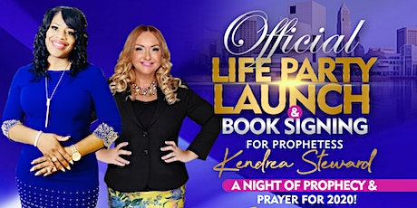 Official Life Party & Book Signing tickets