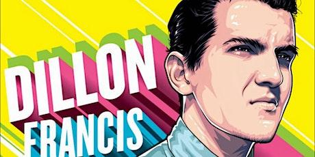 Dillon Francis Party Crawl tickets