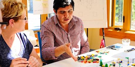 Ecuador: Certificación en el método LEGO® SERIOUS PLAY® para la facilitación en Equipos y Grupos boletos