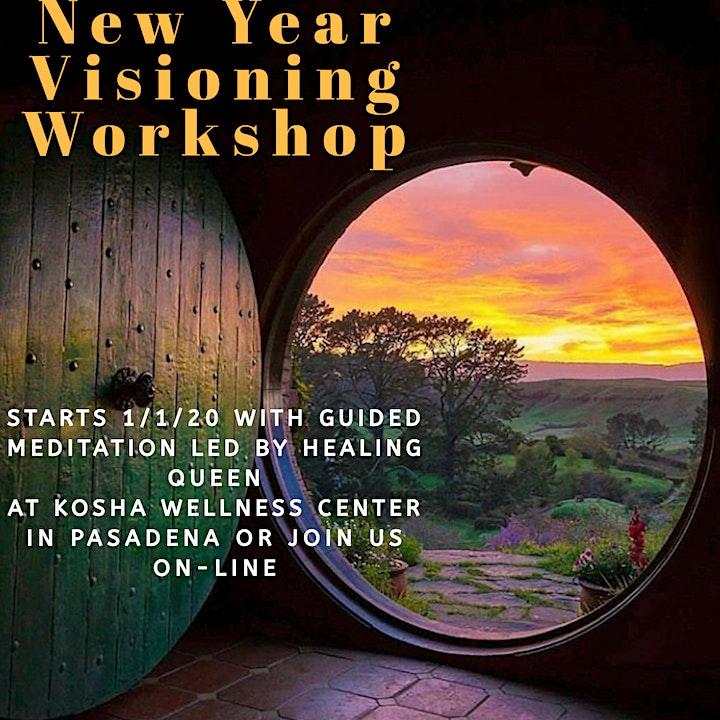 New Year Visioning image