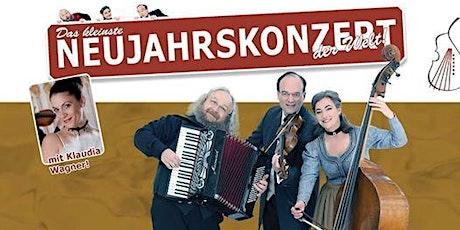 Neujahrskonzert Währing Wiener Kabinett Orchester Tickets