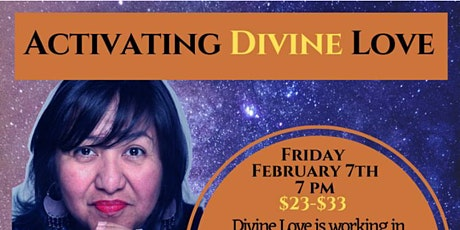 Activating Divine Love tickets