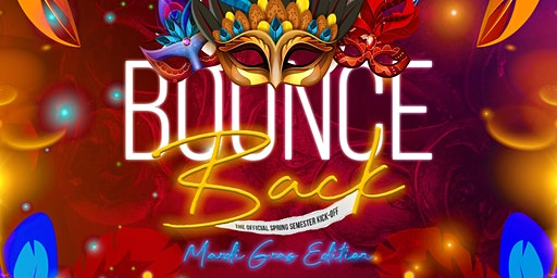 Bounce Back: Mardi Gras Edition