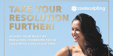 Jump-start  2020 and your Resolution with CoolSculpting! tickets