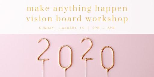 Vision Board Workshop