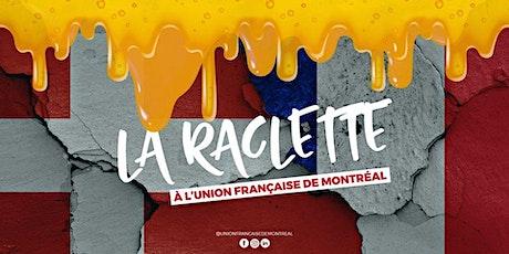 Apéro Raclette billets