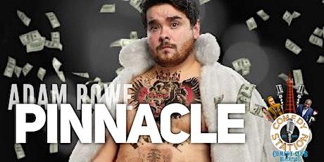 Adam Rowe: Pinnacle, U.K. Tour tickets