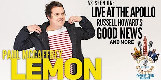 Paul  McCaffrey: Lemon. U.K. Tour