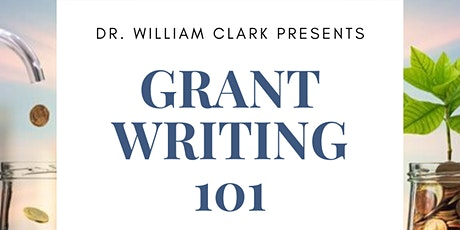 Grant Writing 101 LIVE tickets