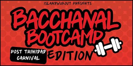 Bacchanal Bootcamp Post Trinidad Carnival