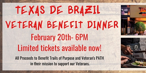 Fundraising Dinner with Combat Wounded Navy SEAL Jay Redman