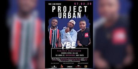 PROJECT  URBAN tickets