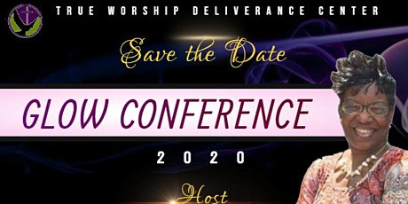 GLOW CONFERENCE 2020 tickets