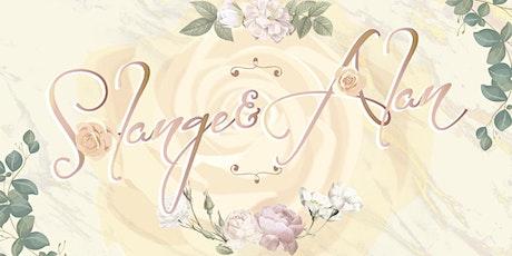 Solange & Alan's Wedding tickets