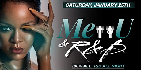 Me/U and R&B @6 Cafe & Lounge tickets