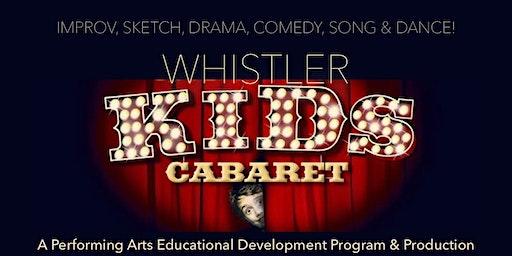 Whistler Kids Cabaret