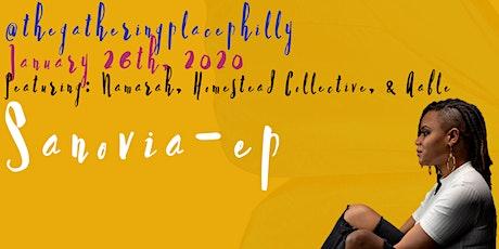 Sanovia, EP Release Concert tickets