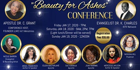 Beauty for Ashes Women Conference tickets