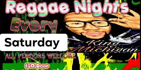 Raggae Nights (Thursdays or Sunday's) tickets