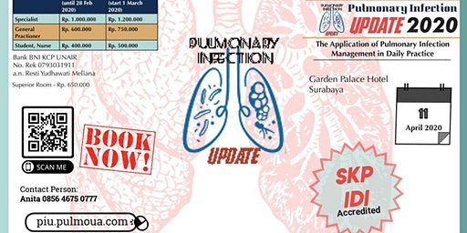 Pulmonary Infection Update 2020