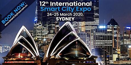 12th International Smart City Expo 2020,  Sydney tickets