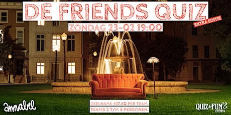 De Friends Quiz | Rotterdam tickets