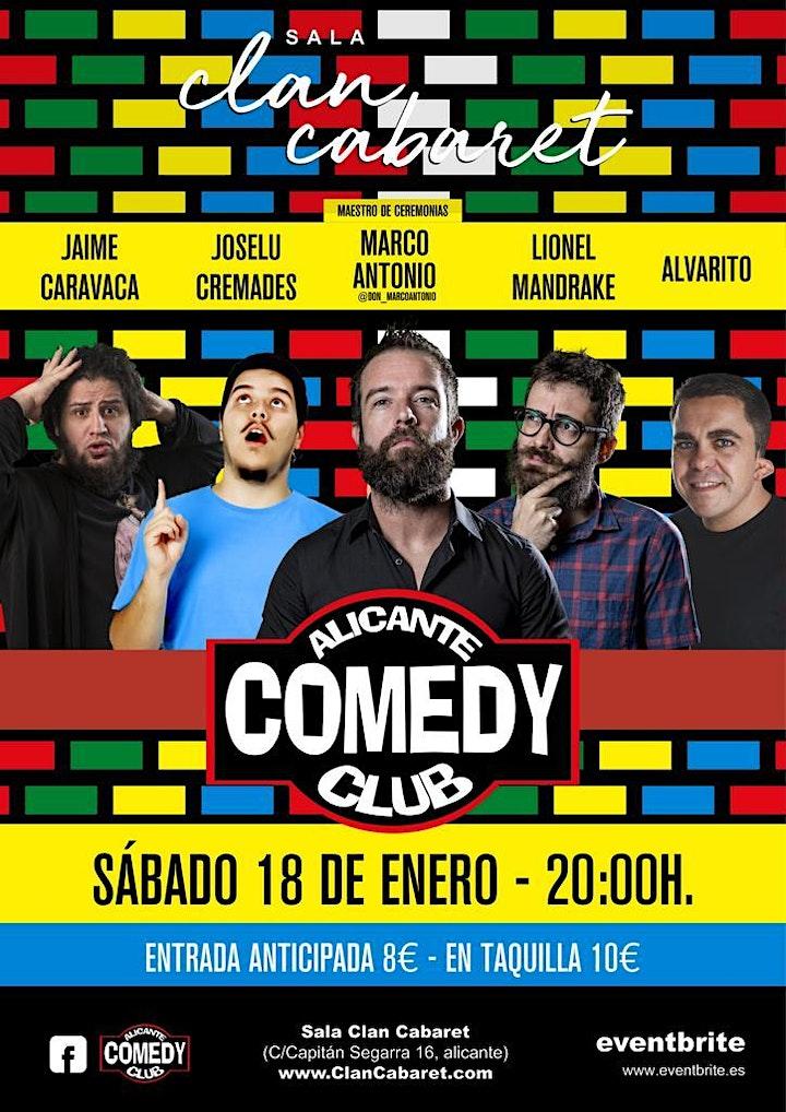 Imagen de Alicante Comedy Club | Alicante