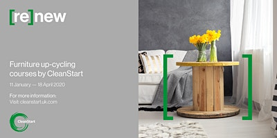 [re]new: furniture up-cycling by CleanStart