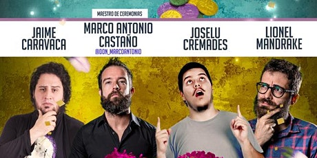 Alicante Comedy Club | Febrero entradas