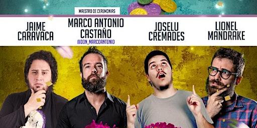 Alicante Comedy Club | Febrero
