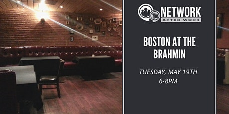 Network After Work Boston at The Brahmin tickets