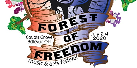 The Forest Of Freedom tickets