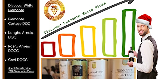 Discover Piemonte White Wines A1s
