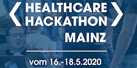 Healthcare Hackathon Mainz 16-18.Mai 2020 Tickets