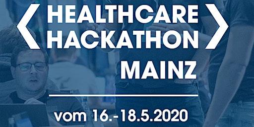 Healthcare Hackathon Mainz 16-18.Mai 2020
