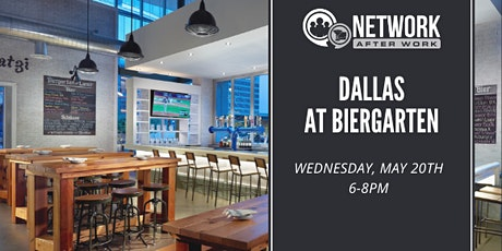 Network After Work Dallas at Biergarten tickets