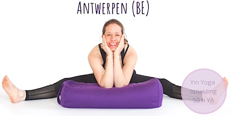 Yin Yoga training Antwerpen Belgie (50h YA)  tickets