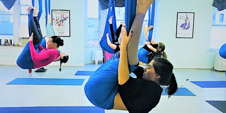 Aerial Yoga Reset tickets