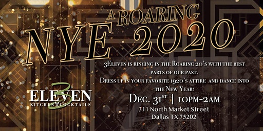 A Roaring New Years Eve
