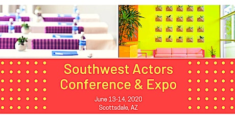 Southwest Actors Conference & Expo 2020 tickets