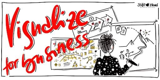 Visualize for business - Flipcharts wirkungsvoll   gestalten