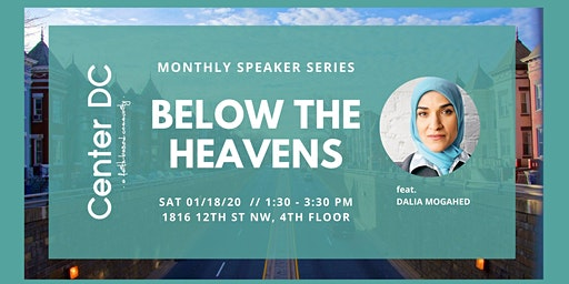 Below the Heavens w/ Dalia Mogahed