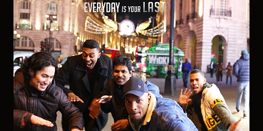 Premiere Screening of New Years Film (FREE) - Everyday Is Your Last